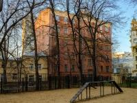 Yakimanka,  , house 7/7СТР5. Apartment house