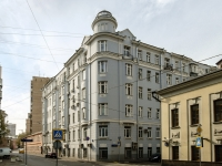Yakimanka,  , house 4/6. Apartment house