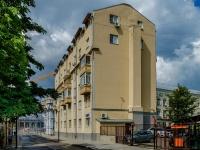 Якиманка, улица Малая Якиманка, дом 3. многоквартирный дом
