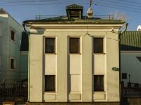 Якиманка, улица Малая Якиманка, дом 4. банк Петрокоммерц