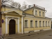 Щетининский переулок, дом 10 с.1. музей В.А. Тропинина и московских художников его времени