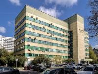 """Якиманка, Добрынинский 4-й переулок, дом 4. медицинский центр """"Мединцентр"""", многопрофильный медицинский центр"""