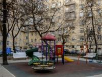 Якиманка, Ленинский проспект, дом 7. многоквартирный дом