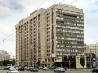 Якиманка, площадь Калужская, дом 1 к.1. многоквартирный дом