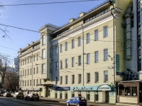 Якиманка, улица Шаболовка, дом 2. офисное здание