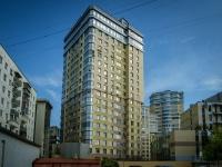 Якиманка, улица Шаболовка, дом 10 к.1. многоквартирный дом