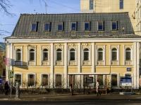 Якиманка, улица Шаболовка, дом 12. офисное здание