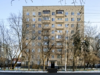 Якиманка, улица Шаболовка, дом 15. многоквартирный дом