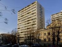 Якиманка, улица Шаболовка, дом 16 к.1. многоквартирный дом
