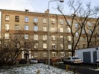 Якиманка, улица Шаболовка, дом 18 с.2. многоквартирный дом