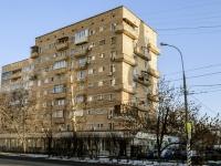 Якиманка, улица Шаболовка, дом 19. многоквартирный дом