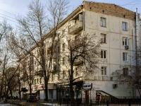 Якиманка, улица Шаболовка, дом 20. многоквартирный дом