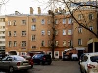 Якиманка, улица Шаболовка, дом 29 к.1. многоквартирный дом
