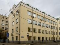 Yakimanka, alley Khlebny, house 18. governing bodies