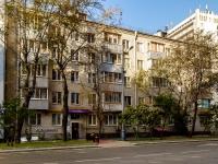 Якиманка, Добрынинский 1-й переулок, дом 6. многоквартирный дом