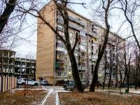 Аэропорт район, улица Пилота Нестерова, дом 9. многоквартирный дом