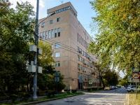 Беговой район, улица Беговая Аллея, дом 9А. офисное здание