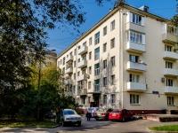 Беговой район, улица Скаковая, дом 4 к.1. многоквартирный дом