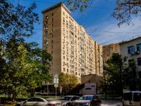 Беговой район, улица Скаковая, дом 5. многоквартирный дом