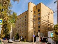 """Беговой район, улица Скаковая, дом 9. гостиница (отель) """"Скаковая"""""""
