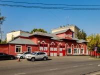 Беговой район, улица Скаковая, дом 22. пожарная часть №27