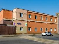 Беговой район, улица Скаковая, дом 24. офисное здание