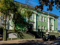 Беговой район, улица Скаковая, дом 32 с.1. офисное здание