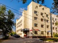 Беговой район, улица Скаковая, дом 36. офисное здание