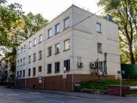 Беговой район, улица Нижняя, дом 9. офисное здание