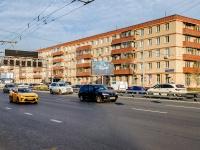 район Беговой, улица Новая Башиловка, дом 14. многоквартирный дом