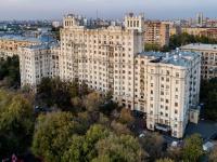 Войковский район, 1-й Новоподмосковный переулок, дом 2/1. многоквартирный дом
