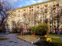 Войковский район, 1-й Новоподмосковный переулок, дом 4. многоквартирный дом