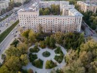 Войковский район, Ленинградское шоссе. сквер им. космонавта Волкова