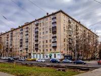 Войковский район, улица Зои и Александра Космодемьянских, дом 4 к.1. многоквартирный дом