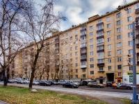 Войковский район, улица Зои и Александра Космодемьянских, дом 4 к.2. многоквартирный дом