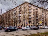 Войковский район, улица Зои и Александра Космодемьянских, дом 4 к.3. многоквартирный дом