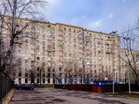 Войковский район, улица Зои и Александра Космодемьянских, дом 6. многоквартирный дом