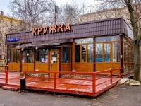 Войковский район, улица Зои и Александра Космодемьянских, дом 8А с.1. кафе / бар
