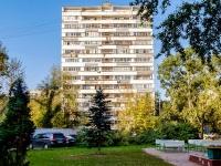 Войковский район, улица Зои и Александра Космодемьянских, дом 22 к.1. многоквартирный дом
