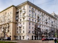 Войковский район, Ленинградское шоссе, дом 8 к.1. многоквартирный дом