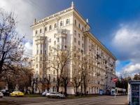 Войковский район, Ленинградское шоссе, дом 8 к.3. многоквартирный дом