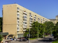 , Leningradskoe road, 房屋9 к.1