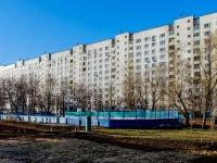 Головинский район, улица Зеленоградская, дом 3. многоквартирный дом