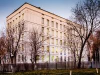 Головинский район, улица Зеленоградская, дом 9. школа Первый Московский кадетский корпус