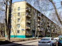Головинский район, улица Онежская, дом 38 к.2. многоквартирный дом
