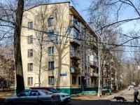 Головинский район, улица Онежская, дом 38 к.3. многоквартирный дом