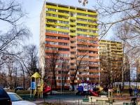 Головинский район, улица Онежская, дом 30. многоквартирный дом