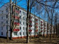 Головинский район, улица Фестивальная, дом 40. многоквартирный дом