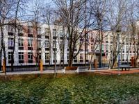 Головинский район, улица Фестивальная, дом 42. школа №1159