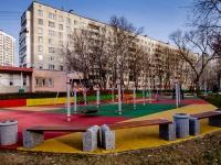 Головинский район, улица Фестивальная, дом 46 к.1. многоквартирный дом